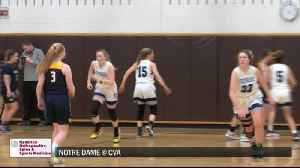 2/20/20 SCORES: CVA's Rich scores 1,000th career point, Holland Patent's Roberts notched 1,000th car [Video]