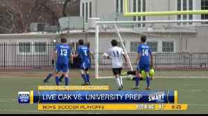 High school soccer playoffs continued on Thursday [Video]