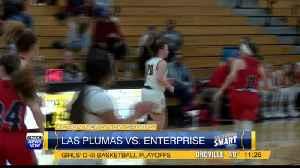 High school girls' basketball playoffs took place on Thursday [Video]