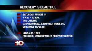 Recovery is Beautiful Saturday  March 14th at The Landing 7pm-10pm [Video]
