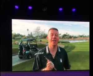 RAW VIDEO: Macklemore rides into new Dutch Bros position [Video]