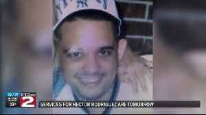 Funeral services for man killed in crash [Video]