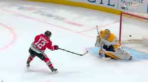 Alex DeBrincat nets game-winning goal in overtime [Video]