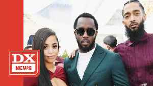 Lauren London Explicitly Sets The Record Straight On Diddy Dating Rumors [Video]