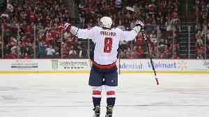 Alex Ovechkin hits 700! [Video]
