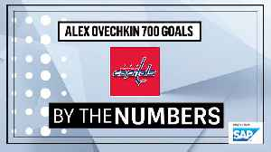SAP by the Numbers: Alex Ovechkin's road to 700 NHL goals [Video]