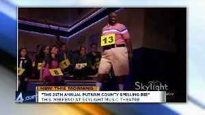 Catch Vince Vitrano's cameo in 'The 25th Annual Putnam County Spelling Bee' this weekend at Skylight Music Theatr [Video]