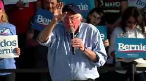 Bernie Sanders speaks at voter rally in Bakersfield [Video]