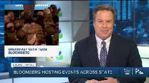 Bloomberg to Host Events Across Oklahoma [Video]