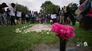 Family, friends of teen shot and killed in Boynton Beach call for end of gun violence [Video]