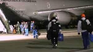 Operación regreso de Wuhan a Colombia [Video]