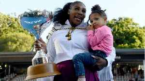 Serena Williams Talks About Being A Working Mom [Video]