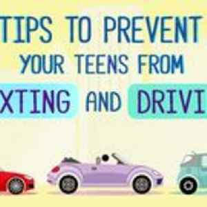 How to Prevent Your Teen from Texting & Driving [Video]