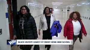 Sweet Home graduates are Black History trailblazers [Video]
