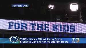THON Kicks Off At Penn State [Video]