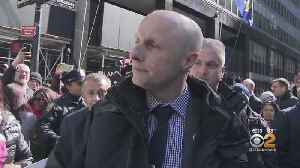 Former Transit Chief Andy Byford Says Goodbye To NYC Post [Video]
