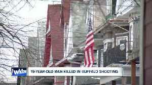 Buffalo police identify 19-year-old shooting victim [Video]
