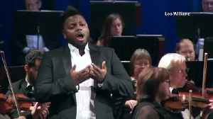 West Palm Beach opera singer to take center stage during Spring Training opener [Video]