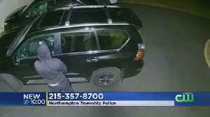 Police Searching For Northampton Township Car Thief [Video]