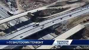 Stretch of I-70 closes this weekend for I-435 bridge demolition [Video]