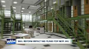 Bail reform impacting plans for new jail [Video]