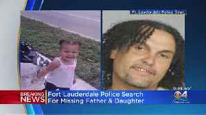 Search On For Missing 23-Month-Old Girl [Video]