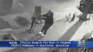 Police Search For Man In Violent Robbery In Bushwick, Brooklyn [Video]
