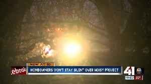 Noisy KCMO road project brings complaints from neighbors [Video]