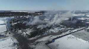 Northern Metals Fire Public Threat Health Lingers [Video]