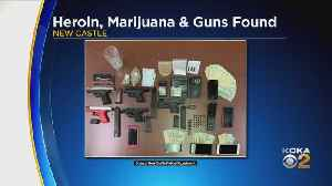 Five People Arrested In New Castle Raid [Video]