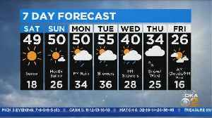 KDKA-TV Morning Forecast (2/22) [Video]
