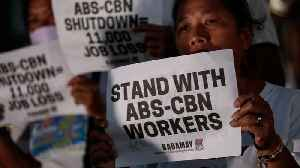 Philippines president Duterte poised to shut down Philippines biggest broadcaster [Video]