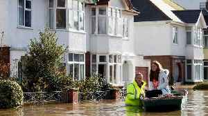 UK flooding: Government criticised for not doing enough