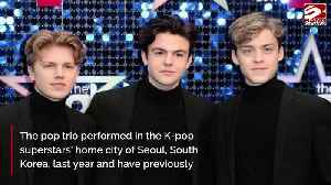 New Hope Club would love BTS collaboration [Video]