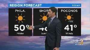 Philadelphia Weather: Wonderful Weekend [Video]