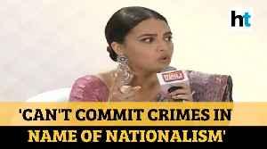 'Amit Shah confirmed NRC, should we not take him seriously?': Swara Bhasker [Video]