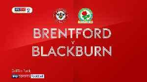 Brentford 2-2 Blackburn [Video]
