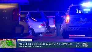 63rd Ave Deadly Shooting [Video]