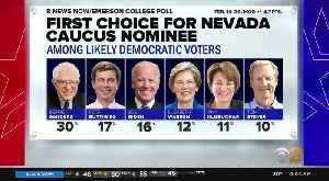 Stakes High For Democrats In Nevada Caucuses [Video]