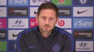 Lampard: Everyone could see VAR mistake [Video]