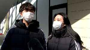Coronavirus in South Korea: Nationwide cases of infection double [Video]