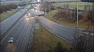 Lorry driver jailed for M6 U-turn [Video]