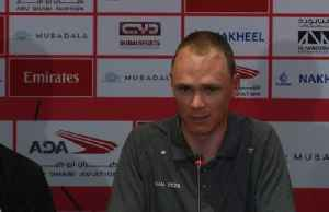 """It feels like a really big victory just to be here,"" says Froome on return to racing [Video]"