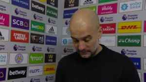 Pep: We controlled the game [Video]