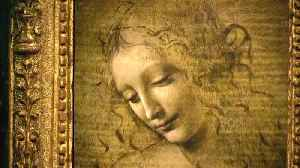 Louvre opens all-night for free for last weekend of Da Vinci exhibition