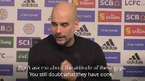 Guardiola grateful for tough workout ahead of meeting with Real Madrid [Video]