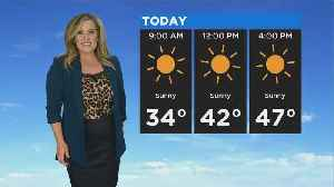First Forecast This Morning- Sunday February 23, 2020 [Video]