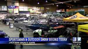 Sportsmen's and Outdoor Recreation show kicks off today at the Expo [Video]