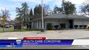 Shasta County health officials confirm no confirmed cases of coronavirus, but continue to monitor si [Video]