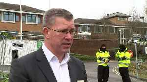 People start leaving coronavirus quarantine in Milton Keynes [Video]